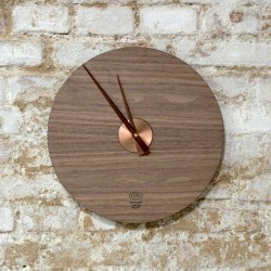 KOLO clock - walnut