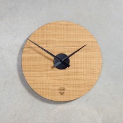 KOLO clock - oak