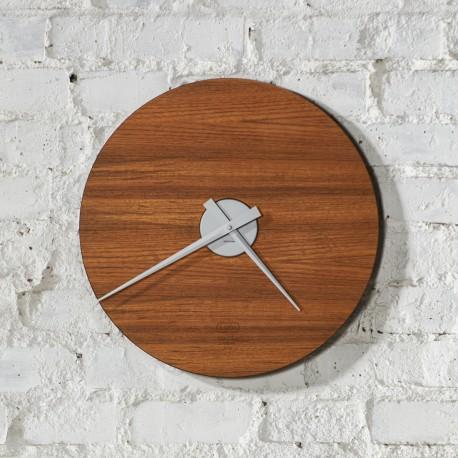 KOLO clock - teak
