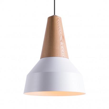 Eikon Basic - white + oak