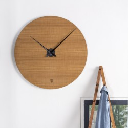 KOLO clock large - oak